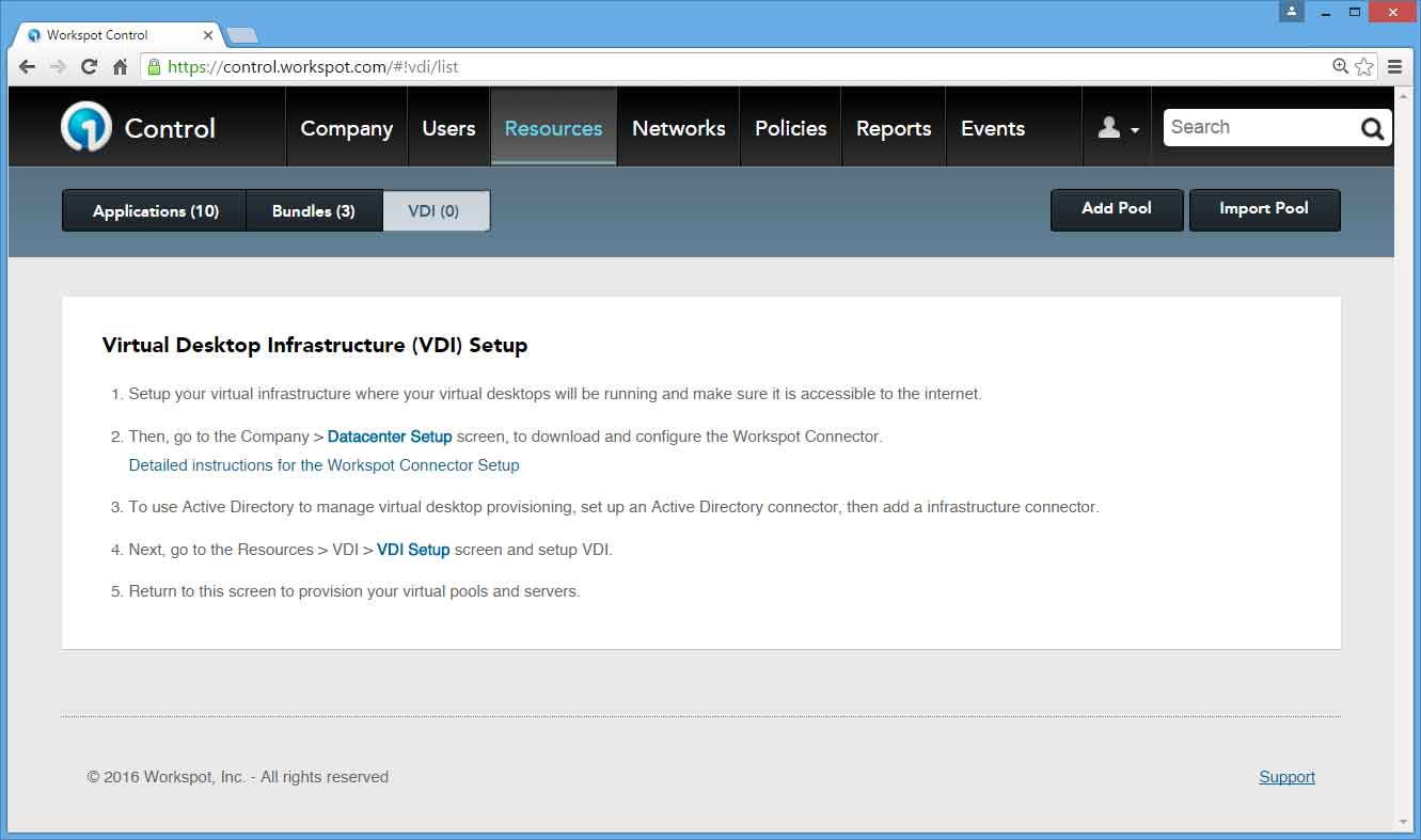 Nutanix Integration Configuration Guide – Workspot Help Center